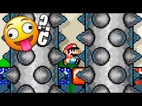 NADA TIENE SENTIDO | Super Mario Maker 2