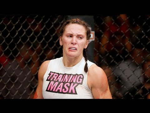MMA Star Cat Zingano Defeats Number Two in the World Carina Damm