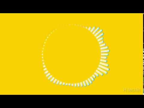 H - letter | Audio Spectrum Visualizer Green Screen HD - смотреть