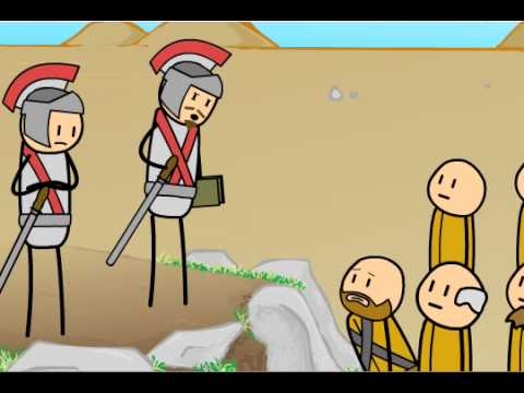 Download Spartacus (Cyanide And Happiness Short Movie) HD Mp4 3GP Video and MP3