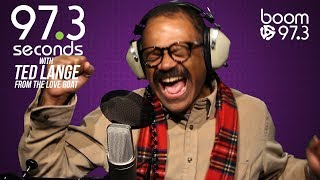 97.3 Seconds With Ted Lange From The Love Boat - Part 2