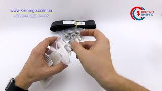 Муфта кабельная концевая КВтп 10/25-50 от компании VL-Electro - видео