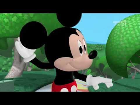 Mickey mouse 01x05 - Mickeyho klubík Mickeyho pátračky