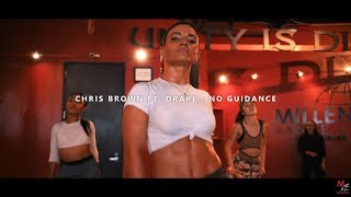 NO GUIDANCE   Chris Brown Ft. Drake | Choreography By Alexander Chung