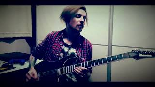 Motionless In White   Holding To Smoke (Guitar Cover)