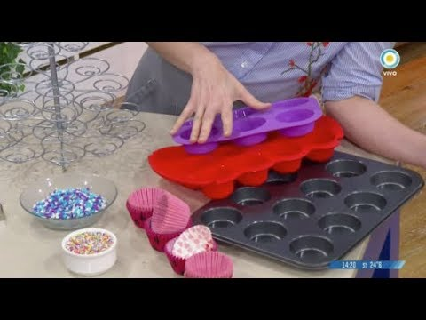 Todo para hacer cupcakes