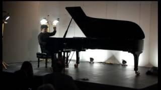 """Behzod Abduraimov- """"La Campanella"""" Paganini Etude S.161 No.3 by Franz Liszt"""