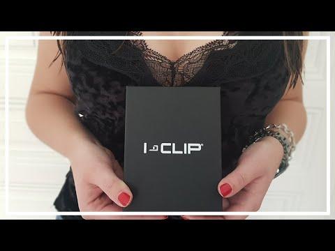 I-CLIP: Beste Geldbörse / Geldbeutel für Herren | Accessoires für Männer #1