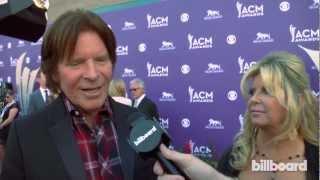 John Fogerty: 2013 ACM Awards Red Carpet