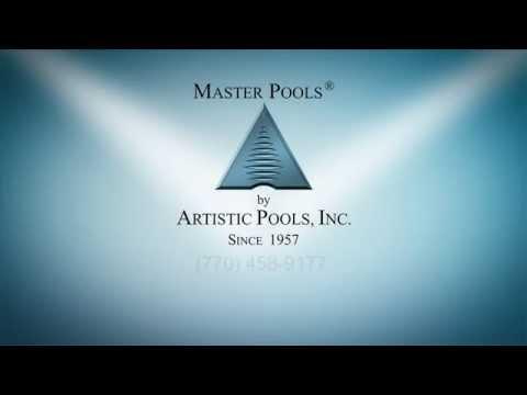 Georgia's Master Pool Builder, Artistic Pools