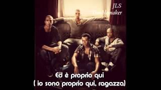 JLS feat  Bebe O' Hare - Troublemaker (Traduzione italiana)