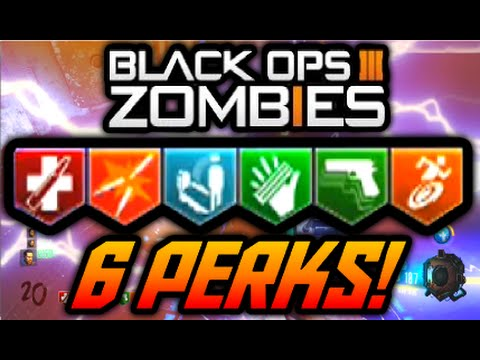 6 perks easter egg the giant :: Call of Duty: Black Ops III