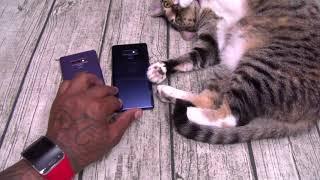 Xerxes Reviews The Samsung Galaxy Note 9