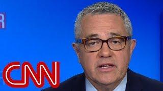 Jeffrey Toobin outlines significance of Mueller