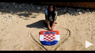 Bonita Kristic Miss Earth Croatia 2017 Introduction Video