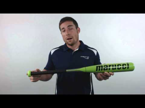 Marucci Hex Alloy Senior League Baseball Bat: MSBAHAX10