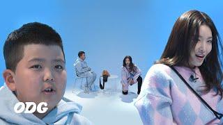 청하 vs 초등학생 장기자랑 대결 | ODG