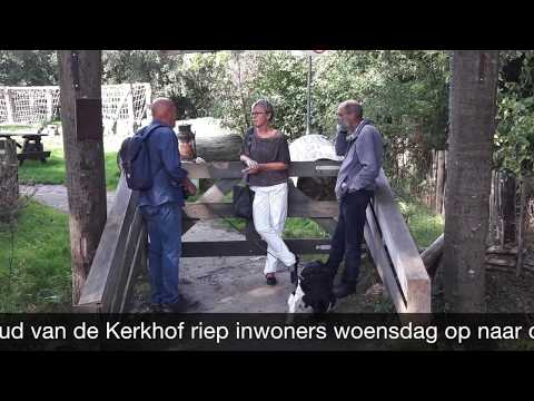 De Natuurspeelplaats is weer open! (video)