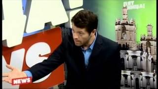Миша Коллинз, Миша Коллинз на канале Пятница