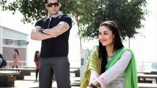 My Love Story Bodyguard 2011 Hindi Movie First Look On The Set  Salman Khan & Kareena Kapoor