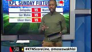 Gor Mahia face AFC Leopards tomorrow as Tusker leads KPL table | Score Line