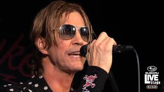Duff McKagan, Shooter Jennings & Jonesy Perform On The Subaru Live Stage