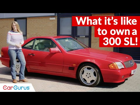 Why I Bought a Mercedes 300 SL-24: Is the R129 a wild choice or a true bargain? | CarGurus UK