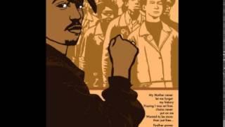 Tupac Talks Black Panthers, FBI, J Edgar Hoover, CIA, Cointelpro, Culture, Saddam Hussein Etc...