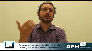 Colonoscopia em pacientes com doença renal