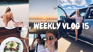 Fraser Island Holiday WEEKLY VLOG | Ellie Kate