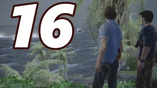 LOOK WHO SHOWED UP! - Uncharted 4: A Thiefs End Gameplay Walkthrough Part 16