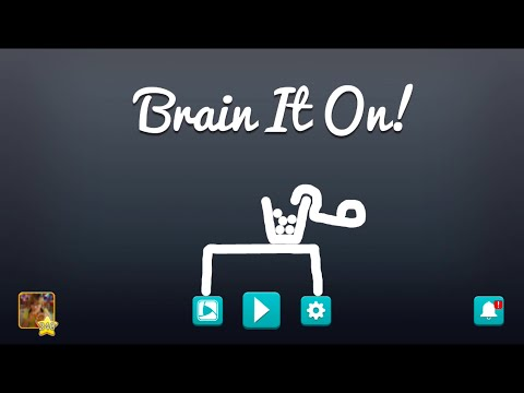 Vídeo do Brain It On! - Physics Puzzles
