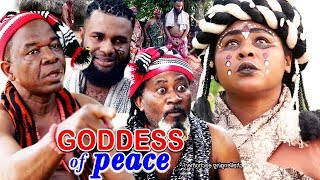 "New Movie Alert ""GODDESS OF PEACE"" Season 1&2 - 2019 Latest Nollywood Epic Movie Full HD"