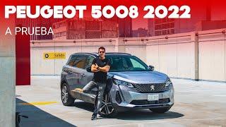 Peugeot 5008 GT 2022 a prueba: elegancia y refinamiento francés en su máxima expresión