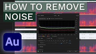 How to Remove Noise – Wind Noise, Mouth Clicks, Background Noise & Static – Adobe Audition Tutorial