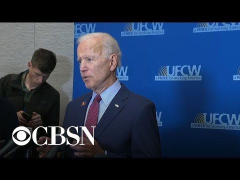 2020 Daily Trail Markers: Biden announces new ethics plan, slams Trump administration