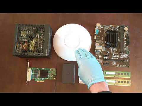 pfSense Router Build Part 1 - Hardware