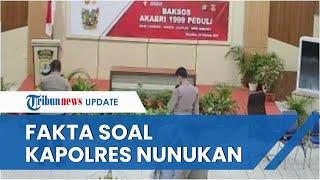 Fakta-fakta soal Kapolres Nunukan Diduga Hajar Anggotanya hingga Videonya Viral di Medsos