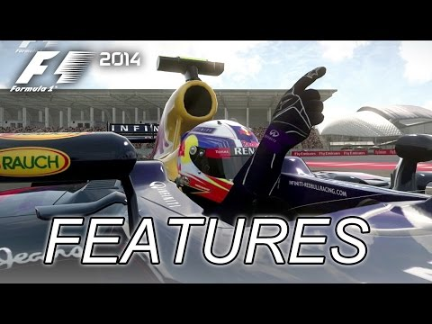 F1 2014 - PS3/X360/PC - Features (Trailer)