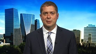 Scheer: 'Trudeau trying to blame other people' for Bombardier cuts