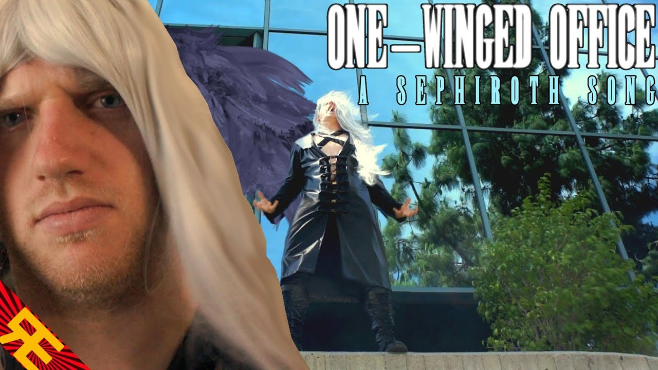 Sephiroth's Bad Day At The Office