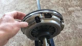 DIY Flywheel & Pressure Plate (aka Clutch Cover) Static Balancing For Toyota Pickup 22RE
