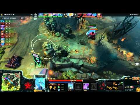 Vici Gaming vs Tongfu OB, iLeague LAN Finals, GrandFinal Game 3