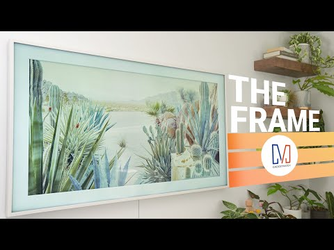 Samsung The Frame Review: Stunning!