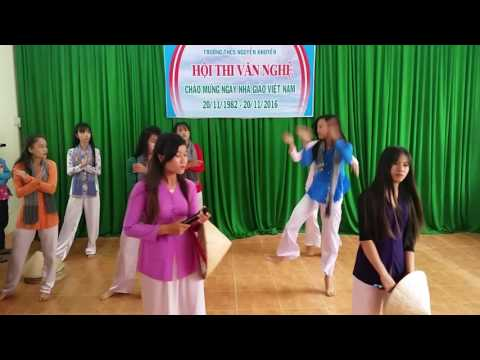 THCS Nguyễn Khuyến - Lúa Mùa xuyên thắm (9A3 năm học 2016-2017)