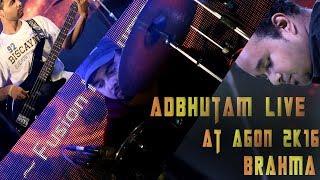 Adbhutam Live at Agon 2K16 - adbhutam