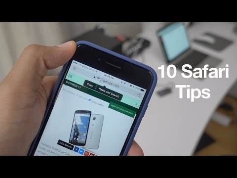 10 Safari Tips For IOS Users - Do You Know Them All? Mp3