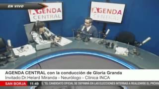 Entrevista Radio SanBorja - Terapia de Estimulación Cerebral Profunda