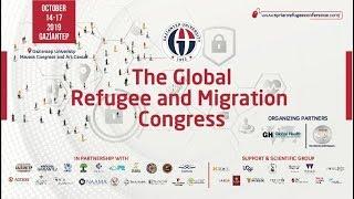 Gaziantep'te 'Dünya Göç ve Mülteci Kongresi' yapıldı