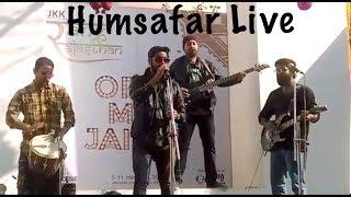 Humsafar ( Badrinath Ki Dulhania ) live | Sagar Lalwani